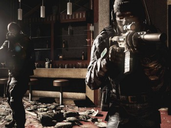 A screenshot of Call of Duty Ghosts (image: Activision)