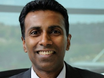 Kanagaratnam Lambotharan: Chief Enterprise Business Officer, MTN South Africa (image: file)