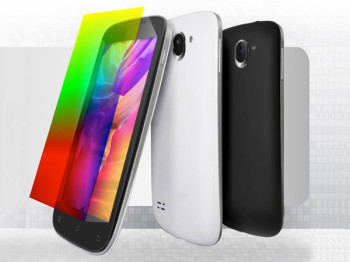 The 5-inch smartphone is to be powered by a dual-core 1,5GHz processor (image: Seemahale)
