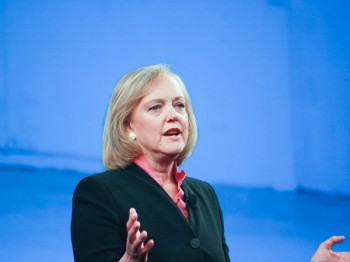 HP CEO Meg Whitman (image: Shutterstock)