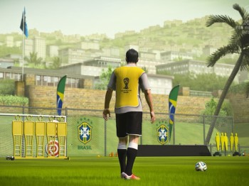 Electronic Arts today announced EA SPORTS 2014 FIFA World Cup Brazil (image: EA)