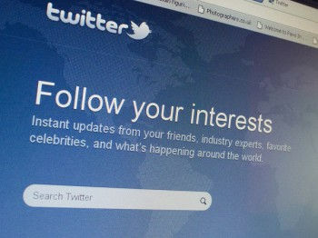 Twitter announce new update to tackle abusive tweets. (image: Shutterstock)