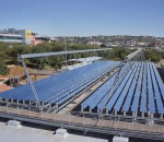 Concentrating Solar Cooling System