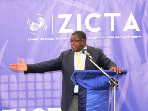 Zambia's Information and Communication Technology Authority to