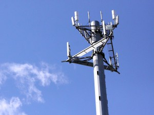 LTE Tower