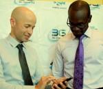 Eran Feinstein, founder of 3G Direct Pay Limited