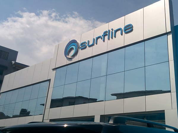Surfline expands LTE coverage in Ghana