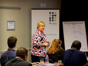 Eileen Wilton CEO at Gijima