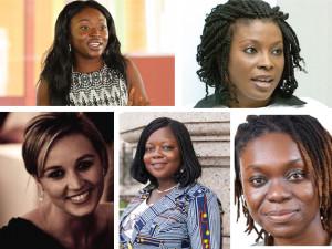 Africa's leading women in tech 2015