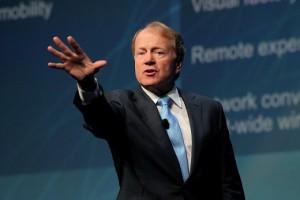 John Chambers, Executive Chairman of Cisco. (Image Credit: Darryl Linington).