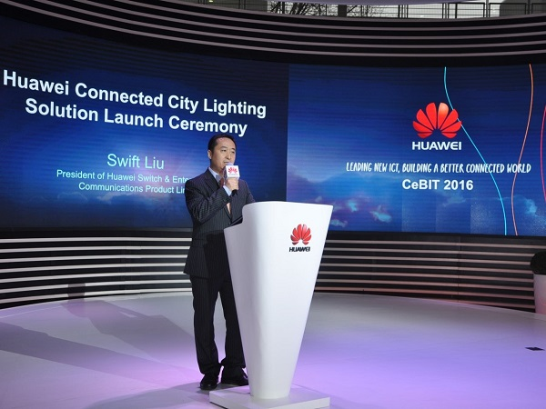 Huawei launches Connected City Lighting Solution – IT News