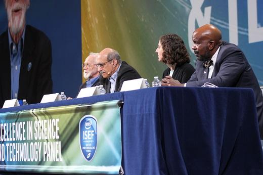 Intel ISEF 2016 Panel
