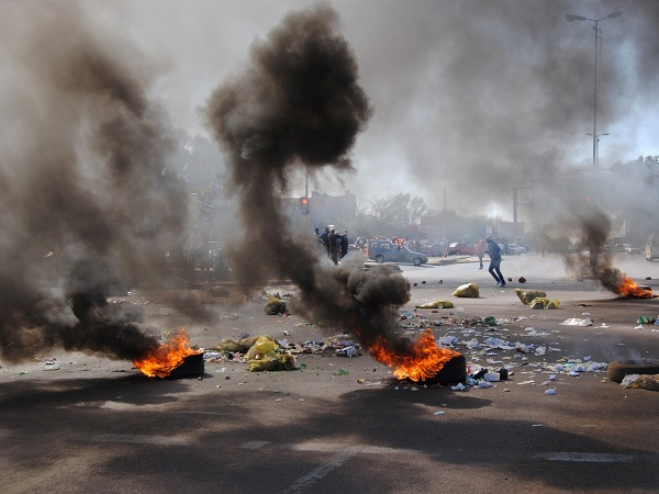 Tshwane Unrest