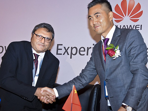 Huawei Innovation & Experience Center