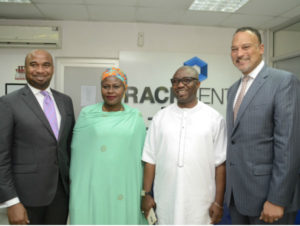 Acting Director General of the National Information Technology,Dr Olatunji Vincent,visits Rack Centre,restates Government commitment to enforce local hosting of Government's Data