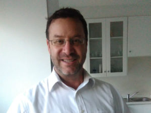 Lance Baum, CEO of Wazupa