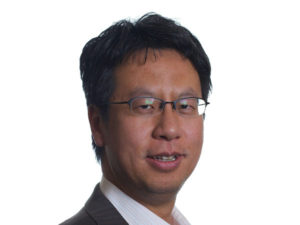 Michael Xie, founder, president and CTO of Fortinet