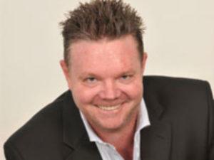 Brett Parker, MD of SAP Africe.