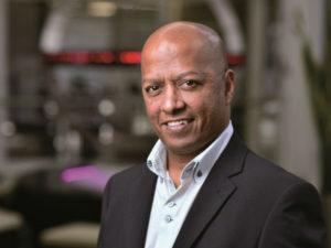 AJ Hartenberg, Portfolio Manager: Data Centre Services for T-Systems, South Africa.