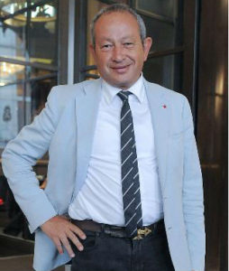 Naguib Sawiris (Source: Forbes)