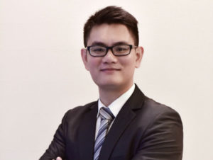 Bruce Zhou, CEO at AXILSPOT