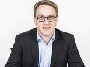 Greg de Chasteauneuf, Chief Technology Officer at Saicom Voice Services.