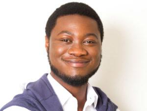 Hertzy Kabeya, Managing Director of The Student Hub.