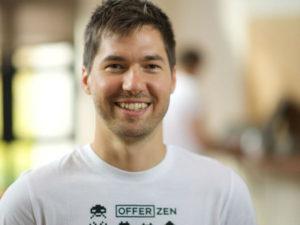 Malan Joubert, OfferZen Co-founder.
