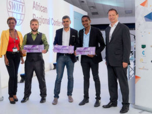 The Innotribe Start Up Challenge will return to Africa for its 3rd consecutive year. (Image source: Swift)