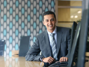 Viresh Harduth, Vice President: New Customer Acquisition (Start up and Small Business) at Sage Africa & Middle East.