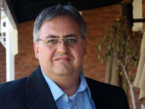 Gustav Piater, Sales & Marketing Director, AIGS.