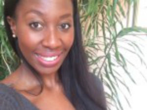 Mathebe Molise, founder and CEO of BeautyonTApp. (image: beautyontapp)
