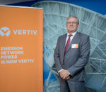 Piere Havenga, Managing Director of Vertiv in Middle East and Africa.