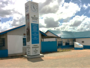 The first Community Life Center (CLC) in Africa opened in 2014 .(image: Philips)