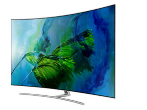 Samsung QLED TV's are available in South Africa.