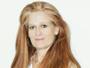 Morag Saunders, Major Account Manager, Fortinet.