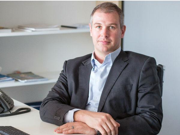 Schalk Nolte, CEO of Entersekt.