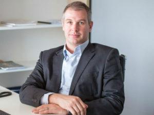 Schalk Nolte, Entersekt CEO.