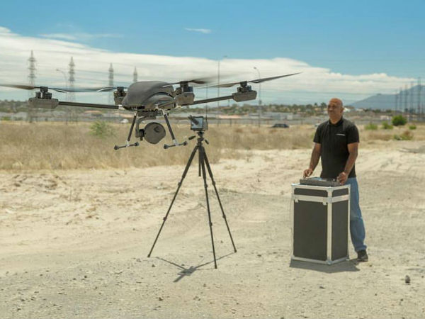 Autonomous drones are set to take over border patrols, crime hotspot monitoring and more, says South Africa's Airborne Drones.