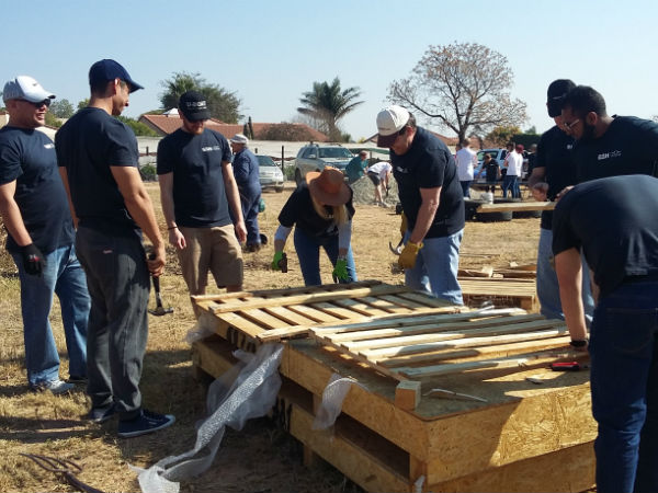 Network Unlimited, Mandela day, Community, Project,