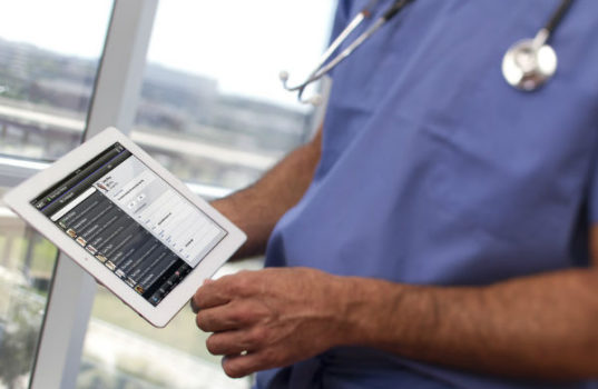 Microsoft and the CPGR unveil medical research and healthcare platform