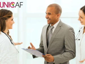 UNICAF, MSc Health, e-learning