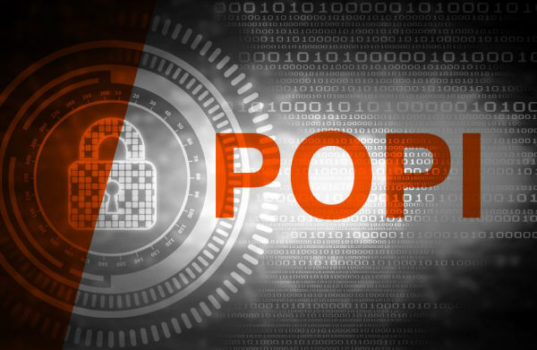 34 percent of South African organisations are ready to comply with POPI Act