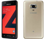 The Samsung Galaxy Z4, powered by Samsung's Tizen operating system goes for  R1,499.