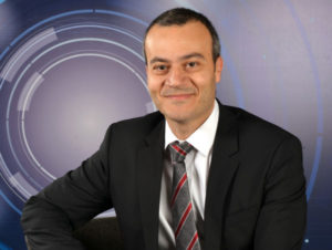 Chafic Traboulsi, Head of Network at Ericsson Middle East and Africa.