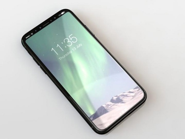 A black iPhone with Facial Recognition? Leak reveals iPhone 8 specs