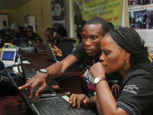 Hundreds of Nigerian teachers trained for SAP Code Week