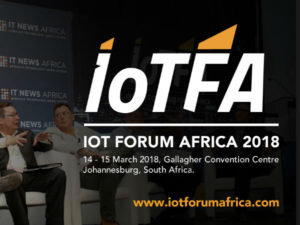 ABSA named Silver sponsor of Internet of Things Forum Africa 2018