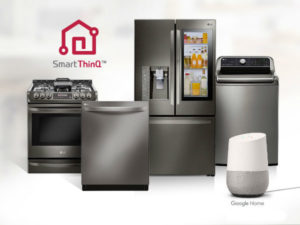 Researchers discover security vulnerability in home IoT appliances.