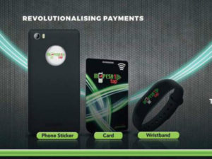 M-Pesa 1 tap service is now available in five towns.